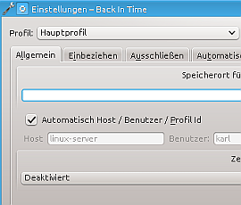 Backintime-kde4